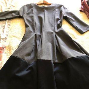 Beautiful wool tall gap dress